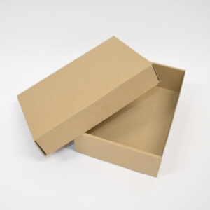 Kartonasta gladka darilna škatla